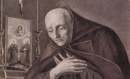 Saint Giles Mary of St. Joseph