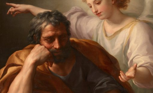 Saint Joseph, Husband of Mary