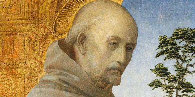 Saint Bernardine of Siena