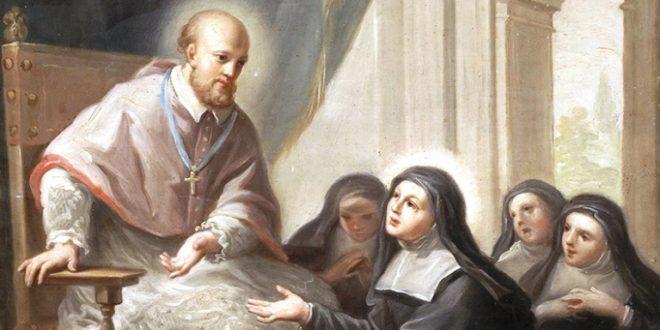 Saint Francis de Sale