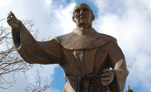 Saint Sebastian of Aparicio